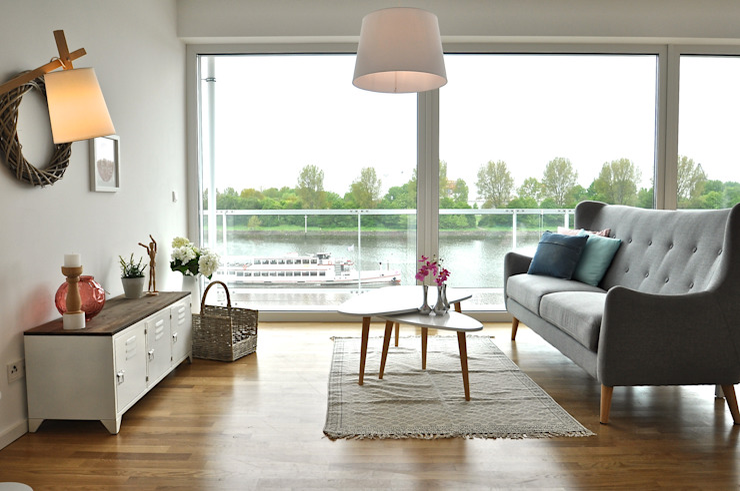 Näher an der Weser geht nicht… von Karin Armbrust - Home Staging