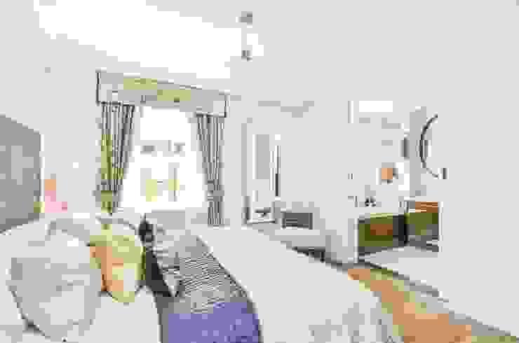 Sulivan Road, Hurlingham, SW6 Modern Bedroom by APT Renovation Ltd Modern