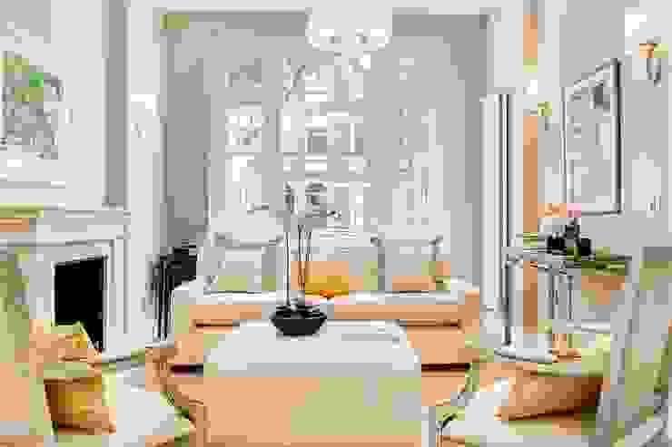 Perrymead Street, SW6 Modern Living Room by APT Renovation Ltd Modern