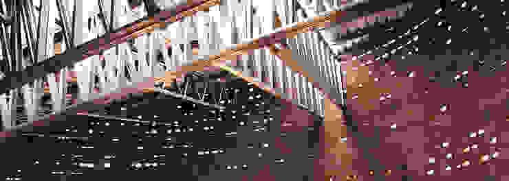 من A4AC Architects حداثي الحديد / الصلب