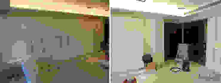 🍀 現代房屋設計點子、靈感 & 圖片 根據 宇喆室內裝修設計有限公司 現代風