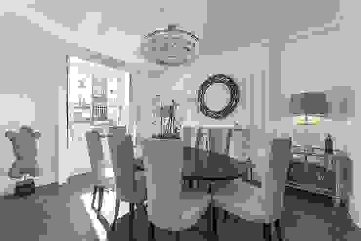 Victoria Square, London SW1W Modern Dining Room by APT Renovation Ltd Modern