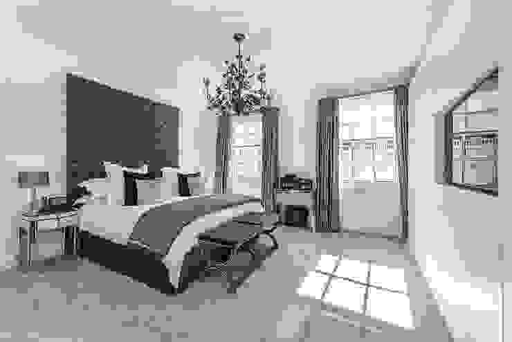 Victoria Square, London SW1W Modern Bedroom by APT Renovation Ltd Modern