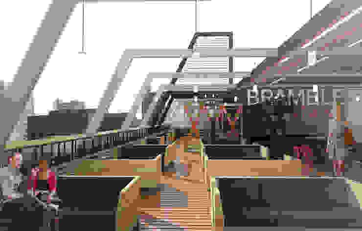 Modern Bar & Kulüpler A4AC Architects Modern