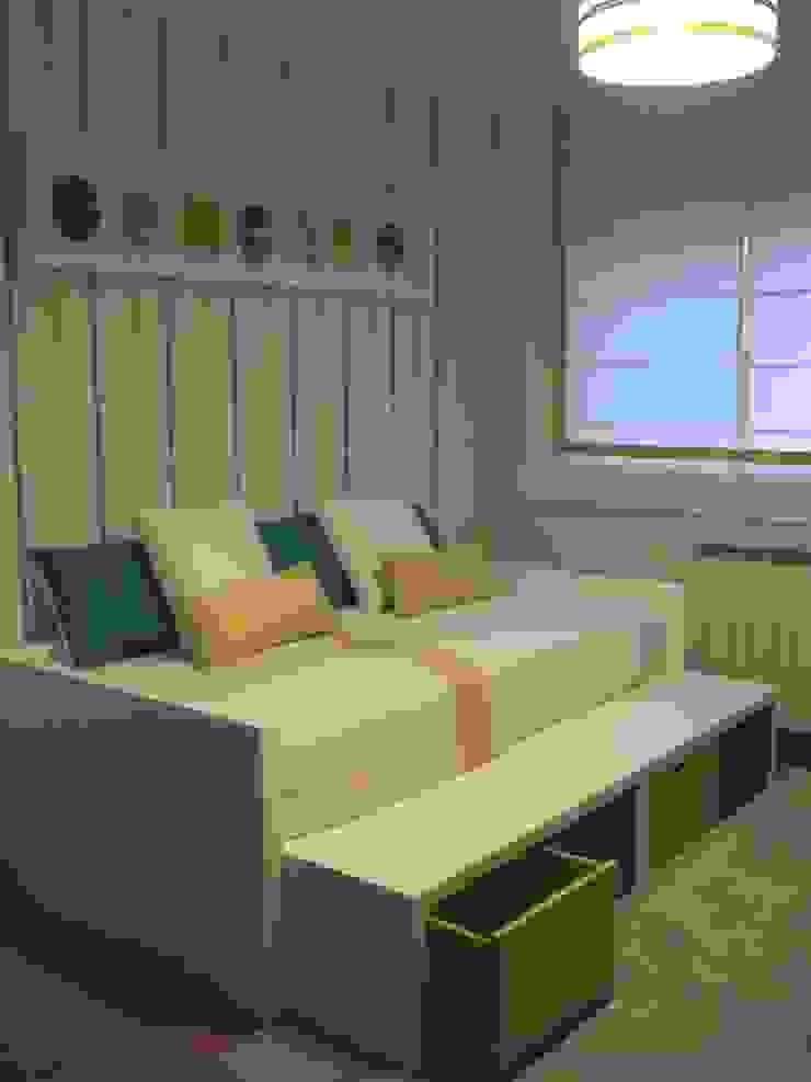 MAMAISON Atelier Interiores Nursery/kid's roomStorage Green