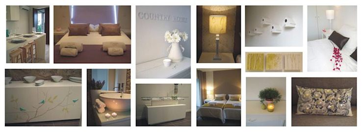 MAMAISON Atelier Interiores Country style hotels