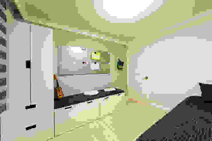 화이트 인테리어 White Interior 모던스타일 주방 by 골방디자인 모던