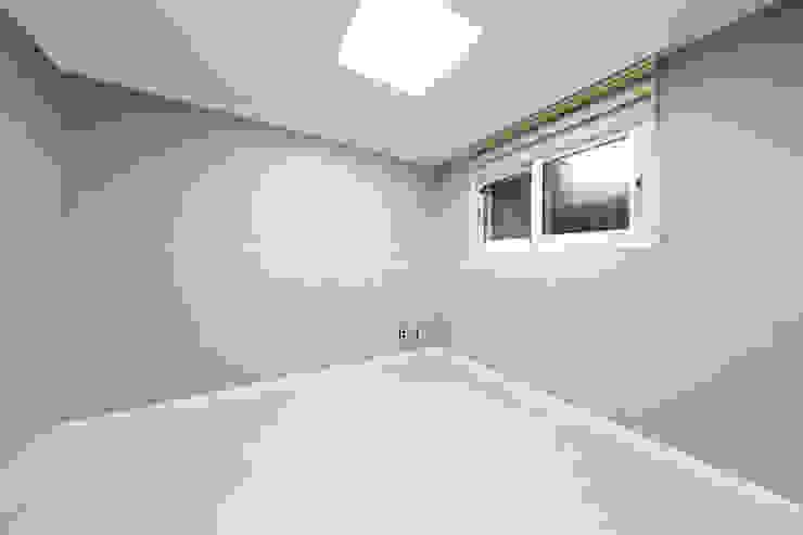 서재 모던스타일 미디어 룸 by 쉼표디자인SHUIMPYO DESIGN 모던