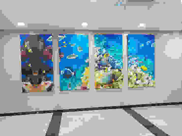 광주 학생해양수련원 (관공서) by 주식회사 모모스케치 모던