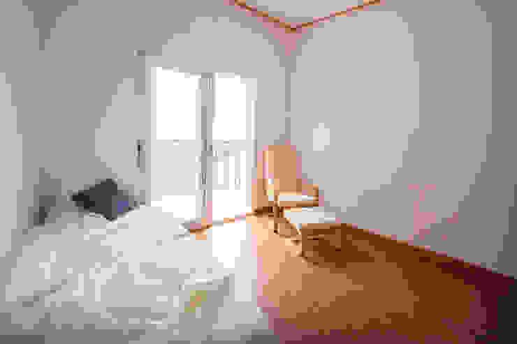 문봉동 세마당집(호호당) 모던스타일 침실 by 디자인 인사이트 (DESIGN INSITE) 모던
