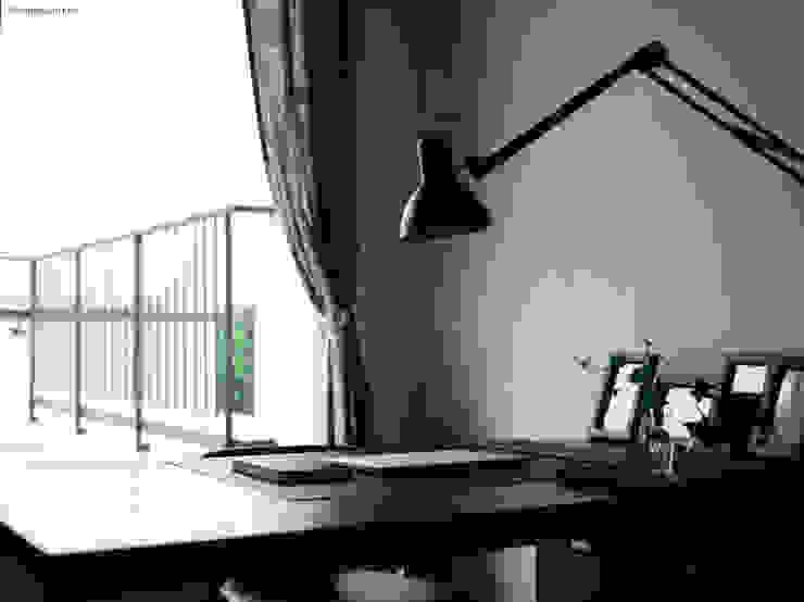 문봉동 세마당집(호호당) 모던스타일 미디어 룸 by 디자인 인사이트 (DESIGN INSITE) 모던