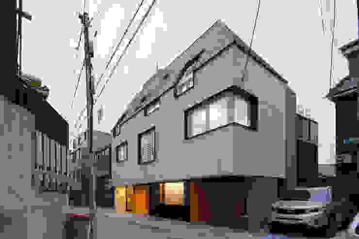 상수동 다가구주택 모던스타일 주택 by 디자인 인사이트 (DESIGN INSITE) 모던