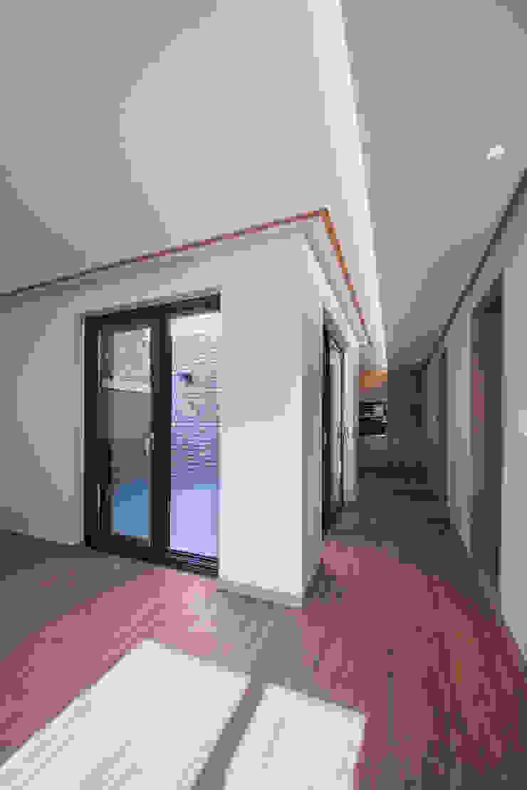 강매동 명서연재 모던스타일 거실 by 디자인 인사이트 (DESIGN INSITE) 모던
