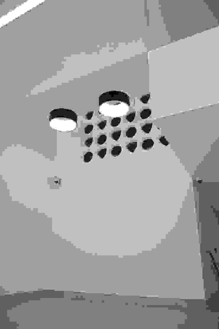 Escritórios Lobby por Peritraço Arquitectura Moderno