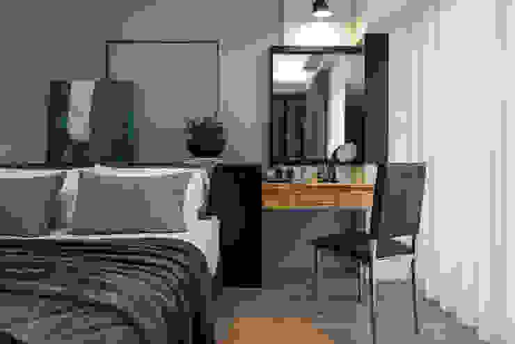 主臥房 存果空間設計有限公司 臥室