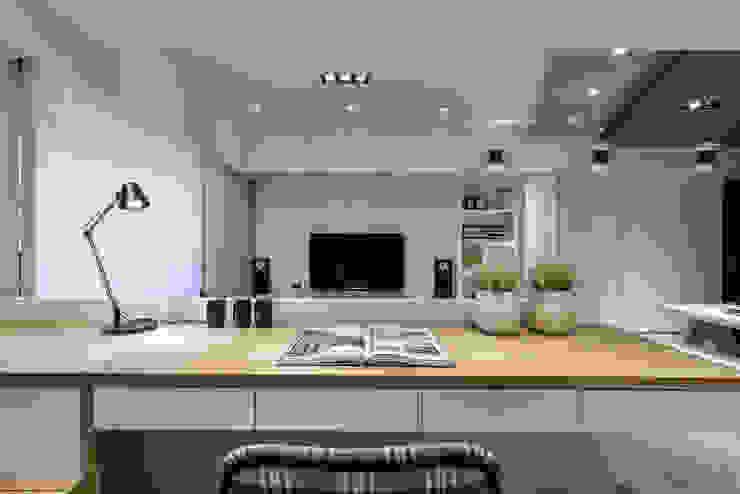 書房 根據 存果空間設計有限公司 現代風