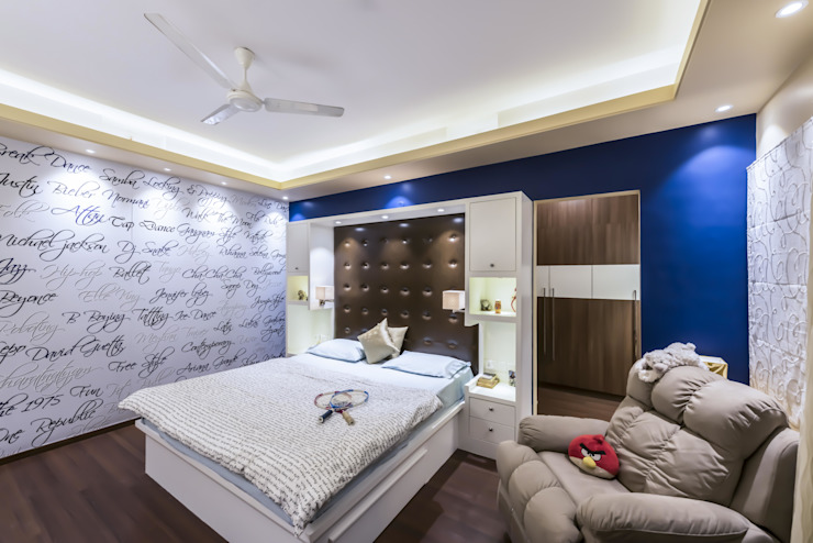 Modern Kid's Room by Nandita Manwani Modern