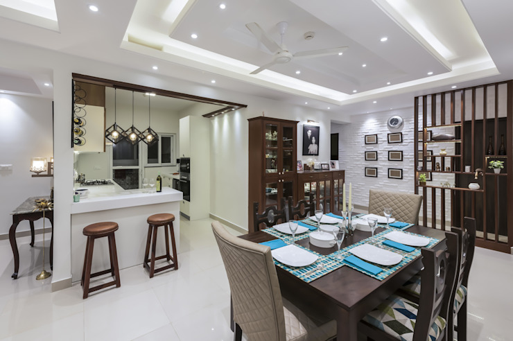 Modern Kitchen by Nandita Manwani Modern
