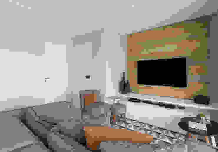 Sala de Estar Salas de estar modernas por Danyela Corrêa Arquitetura Moderno
