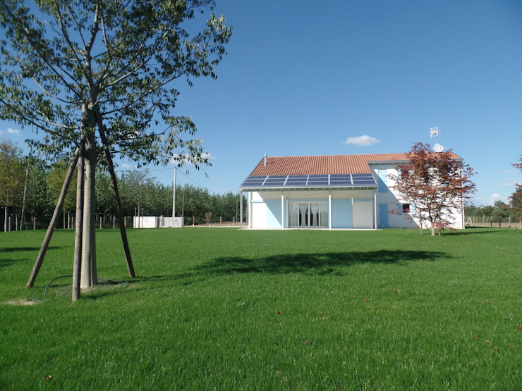 Laboratorio di Architettura di Lamon Arch. Luciano Rumah Klasik