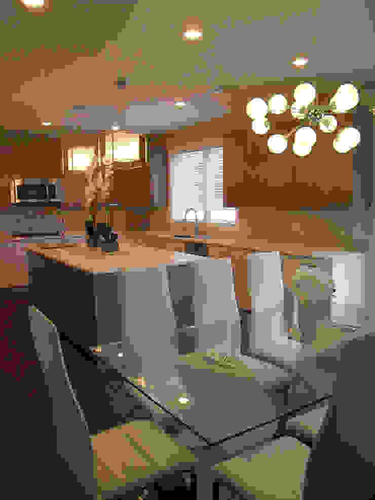 Kitchen Krafter Design/Remodel Showroom Dapur Modern