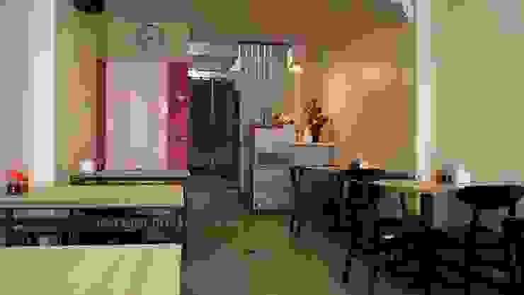 Kopitiam Serang Bar & Klub Minimalis Oleh INTERIORKANTOR.COM Minimalis Kayu Lapis