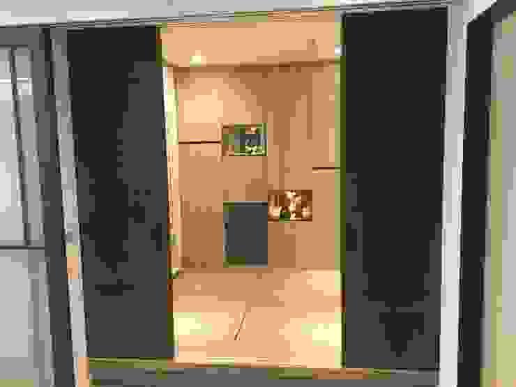 藝術品展示宅 13坪充分展現藝術品味 根據 捷士空間設計(省錢裝潢) 古典風