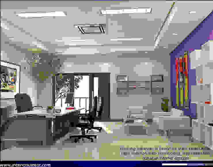 Memilih Warna Lembut untuk Interior Kantor Oleh INTERIORKANTOR.COM