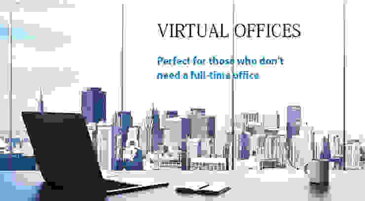 Desain Interior Kantor virtual:modern  oleh INTERIORKANTOR.COM, Modern