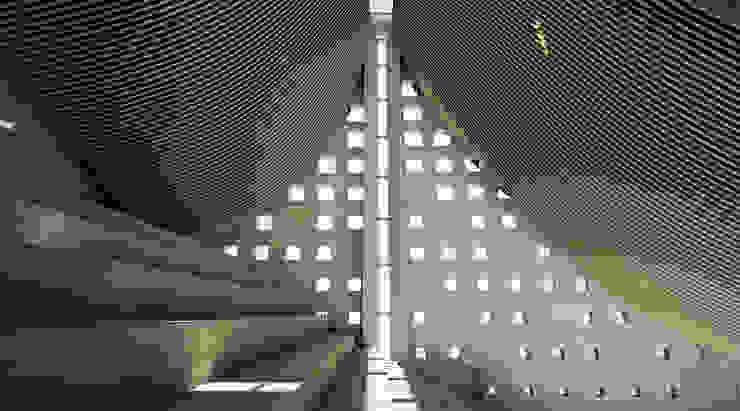 一段找尋真理的旅途_德光教會 現代房屋設計點子、靈感 & 圖片 根據 行一建築 _ Yuan Architects 現代風