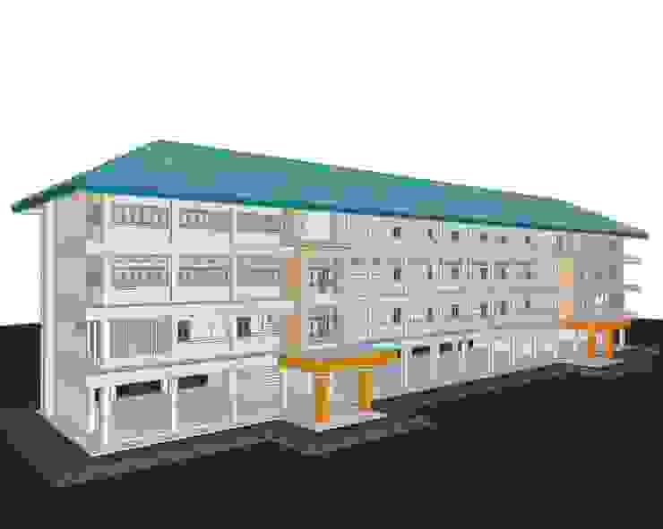 ผลงานที่ผ่านมา โดย รับเขียนแบบ ออกแบบบ้าน ภาพ3D