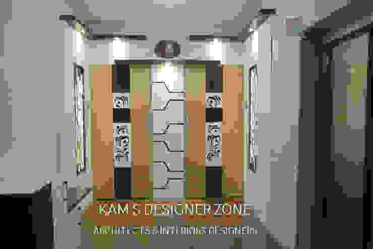 Home Interior Design for PREETI AGARWAL Modern houses by KAM'S DESIGNER ZONE Modern