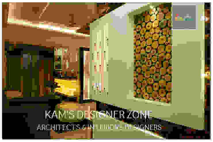 جدران تنفيذ KAM'S DESIGNER ZONE, حداثي