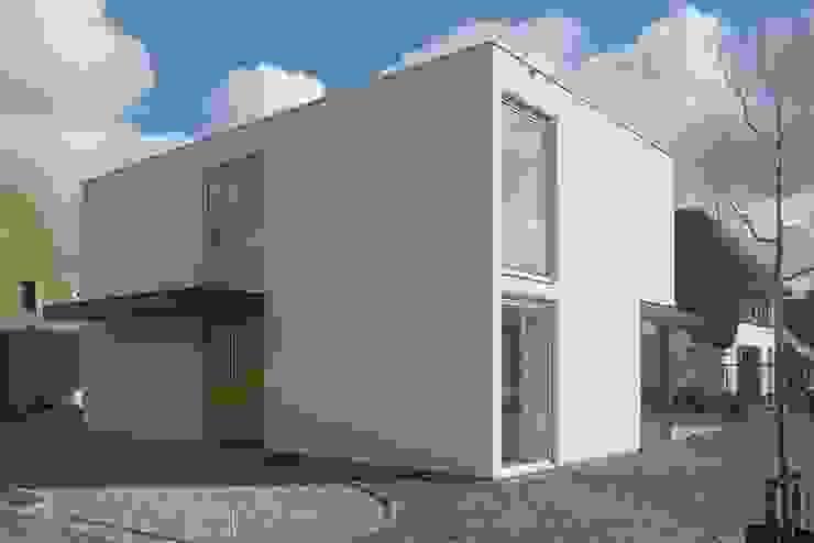 noordwest gevel Moderne huizen van Studio Blanca Modern