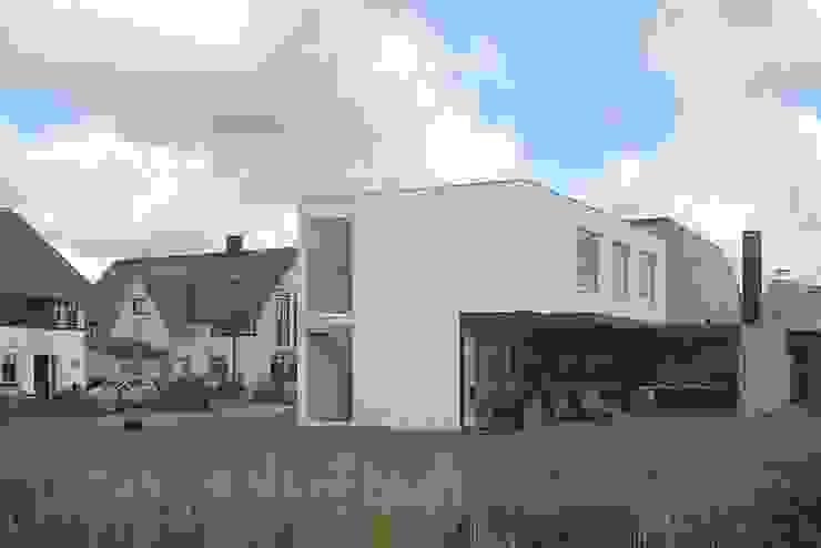 zuidwest gevel Moderne huizen van Studio Blanca Modern