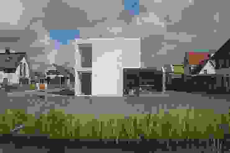 west gevel Moderne huizen van Studio Blanca Modern