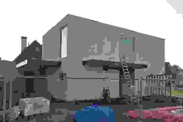 noordoost gevel Moderne huizen van Studio Blanca Modern