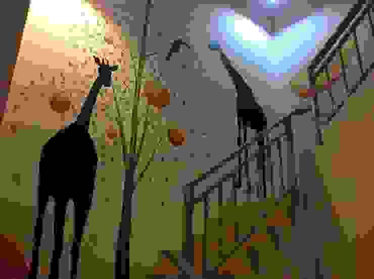 อยากเเต่งบ้าน เเต่งร้าน เเต่งผนัง ทาสีก็ยังไม่โดน!! ติดวอลล์เปเปอร์ก็ยังไม่ใช่!! โดย The paint job