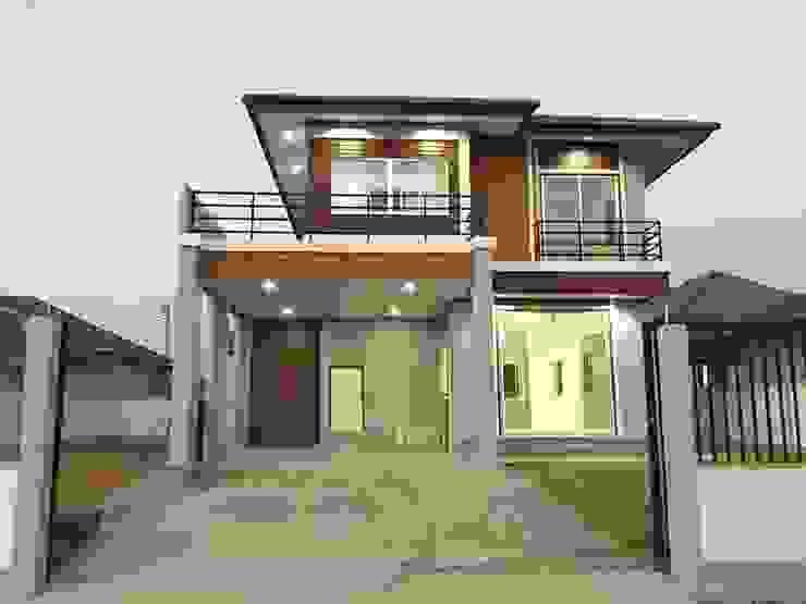 บ้านเดี่ยว2ชั้น3ห้องนอน3ห้องน้ำ1ห้องครัว โดย Thaisamran