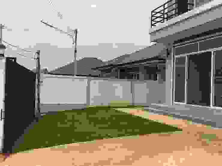 บ้านเดี่ยว2ชั้นสร้างใหม่ 3ห้องนอน 3ห้องน้ำ1ห้องครัว1ห้องรับแขก จอดรถได้2คัน โดย Thaisamran
