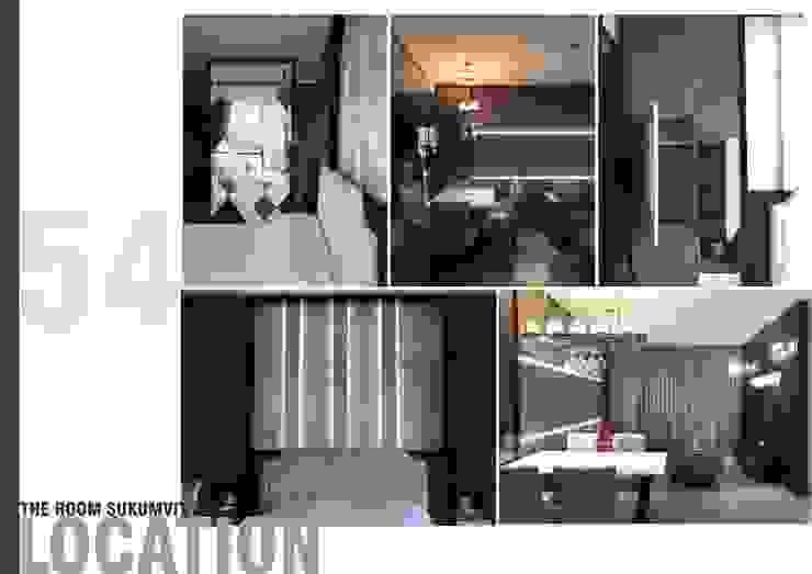 THE ROOM SUKHUMVIT 69 (STYLE LUXURY) โดย Future Interior Design Co.,Ltd.