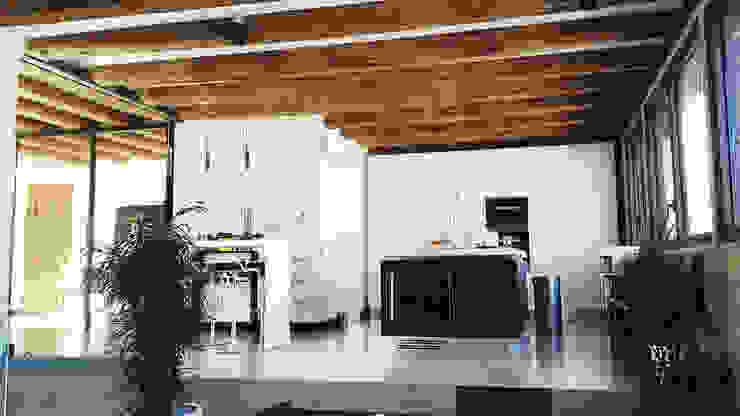 Irabé Projectes Modern kitchen