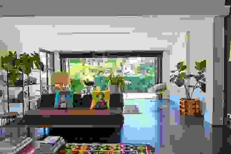 House Morningside Modern living room by Ferguson Architects Modern