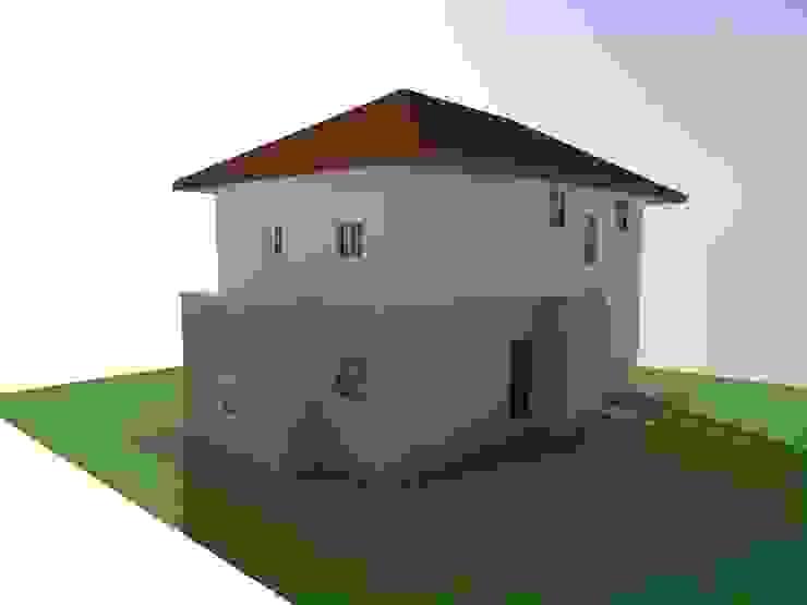 แบบบ้าน2ชั้น โดย chaichana