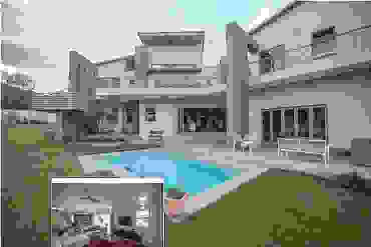 Casas modernas por Gelding Construction Company (PTY) Ltd Moderno