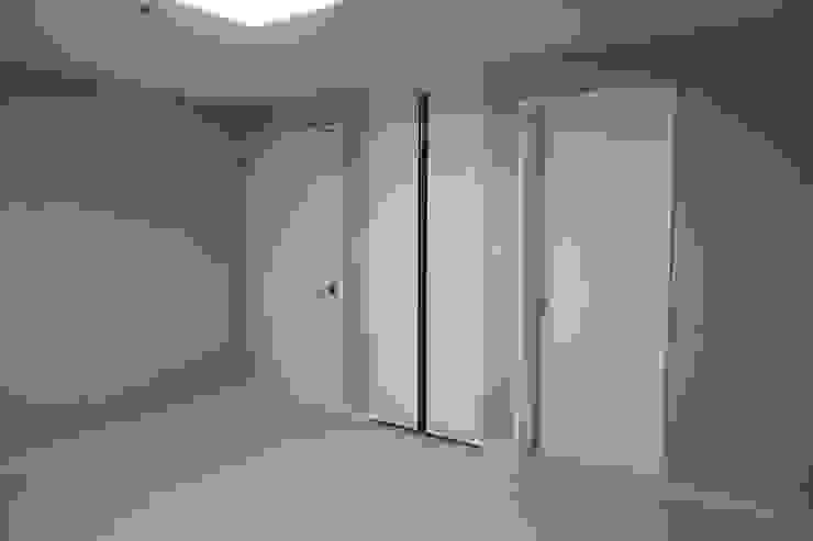 센텀비치푸르지오 35평형 인테리어 모던스타일 침실 by 빅터인디자인그룹 모던