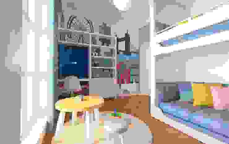 Habitaciones para niños de estilo moderno de GEKADESIGN Moderno