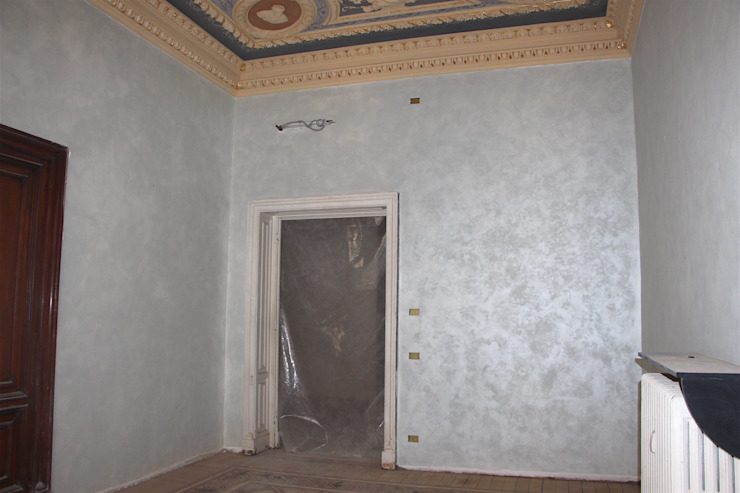 Decorazione d'interni Studio in stile classico di Colori nel Tempo - decorazioni pittoriche Classico