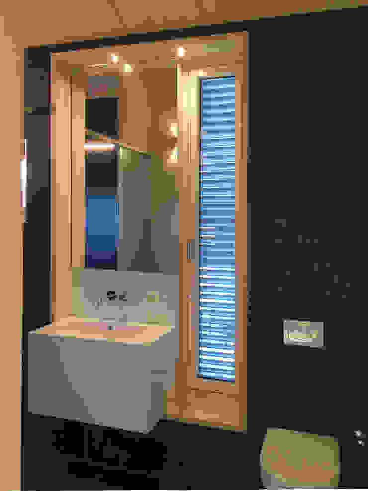 ARCHITEKTEN GECKELER Modern Bathroom Tiles Black