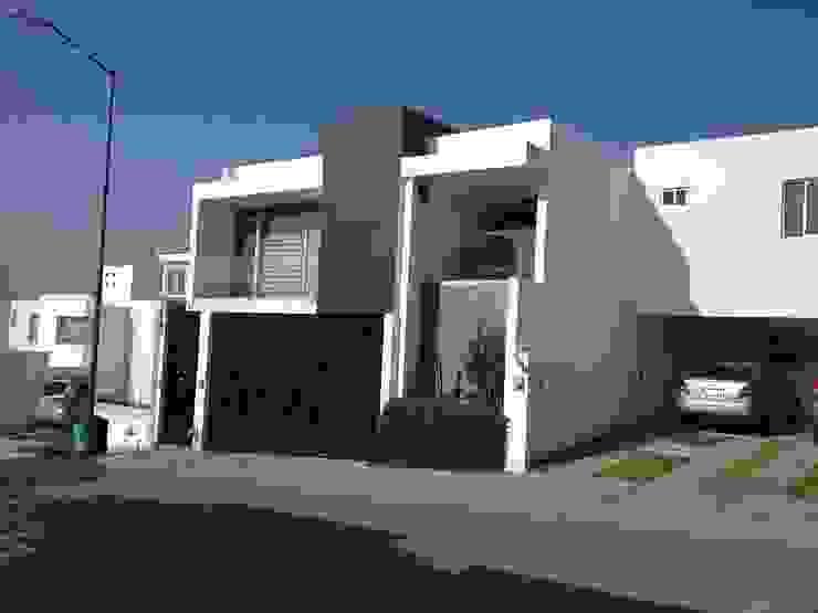 Modern houses by ALVARO CARRILLO arquitecto Modern Concrete